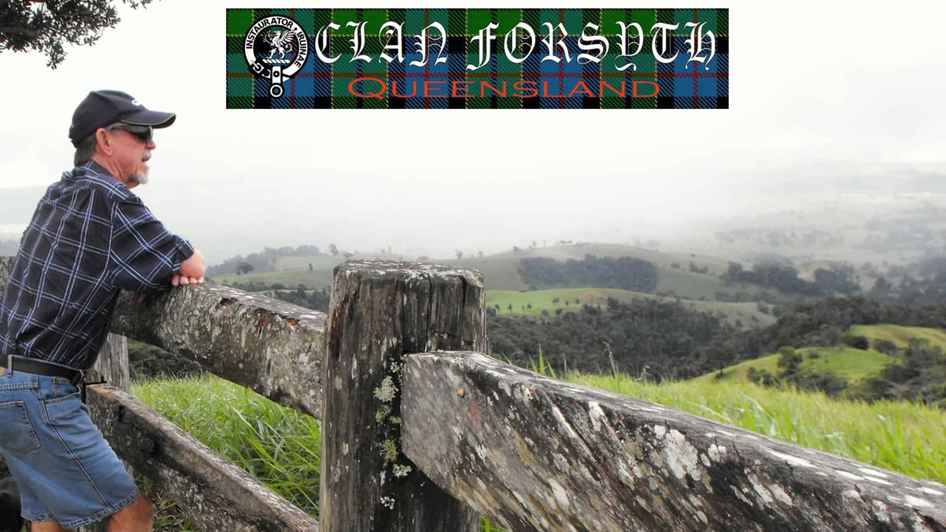 Clan Forsyth Man at Fence 1920x1080