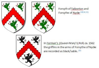 Forsythe of Nyde
