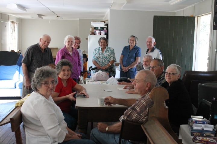 Clan Forsyth Qld Members at Incorporation Meeting