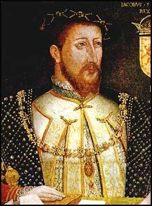 King James V of Scotland